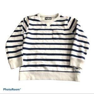 OshKosh B'gosh Stripe long sleeves Boy's Top